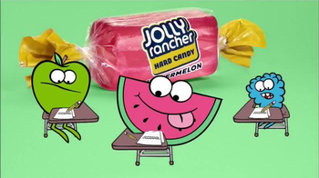 Jolly Rancher Watermelon TV Spot, \'Back to School\'