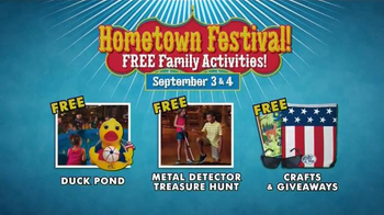 Bass Pro Shops Labor Day Blowout TV Spot, 'Hometown Festival and Boats' - Thumbnail 4