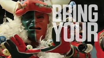 Atlantic Coast Conference TV Spot, 'Bring It' - Thumbnail 3