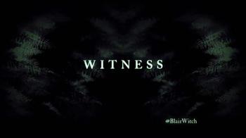 Blair Witch - Alternate Trailer 4
