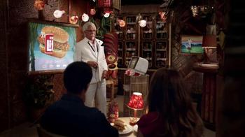 KFC $5 Fill Up: Chicken Littles TV Spot, 'Karaoke' Feat. George Hamilton - Thumbnail 2