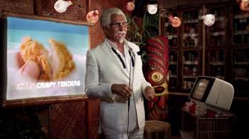 KFC $5 Fill Up: Chicken Littles TV Spot, 'Karaoke' Feat. George Hamilton - Thumbnail 3