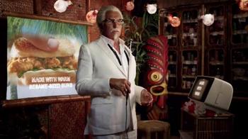 KFC $5 Fill Up: Chicken Littles TV Spot, 'Karaoke' Feat. George Hamilton - Thumbnail 6