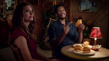 KFC $5 Fill Up: Chicken Littles TV Spot, 'Karaoke' Feat. George Hamilton - Thumbnail 8