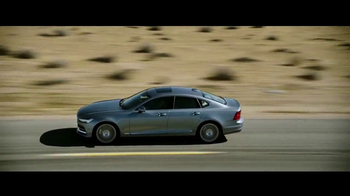 Volvo S90 TV Spot, 'The Open Road' - Thumbnail 3