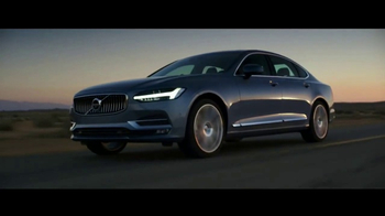 Volvo S90 TV Spot, 'The Open Road' - Thumbnail 4