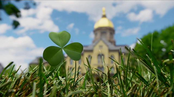 University of Notre Dame TV Spot, 'Dare to Dream'