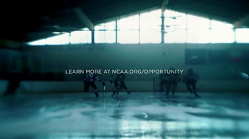 NCAA TV Spot, 'Opportunity' Featuring Jerry Rice - Thumbnail 7