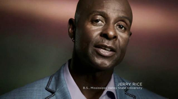 NCAA TV Spot, 'Opportunity' Featuring Jerry Rice