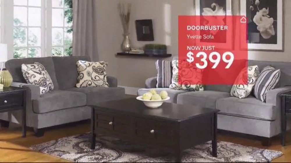 Ashley Furniture Homestore Labor Day Sale Tv Commercial Cozy Bed Ispot Tv