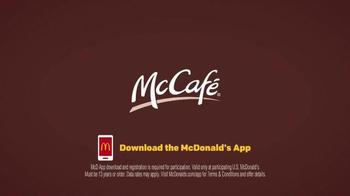 McDonald's McCafé TV Spot, 'Here You Go' Song by David Westlake - Thumbnail 9