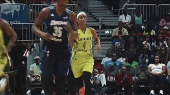 WNBA Super 20 Sweepstakes TV Spot, 'The Best in the World' - Thumbnail 1