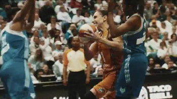 WNBA Super 20 Sweepstakes TV Spot, 'The Best in the World'