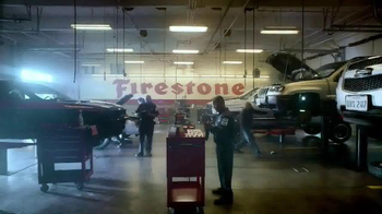 Firestone Complete Auto Care TV Spot, 'The Hands Behind It' - 49 commercial airings