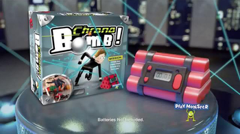 Chrono Bomb TV Spot, 'Beat the Bomb'