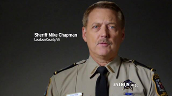 Federation for American Immigration Reform TV Spot, 'Local Sheriffs'
