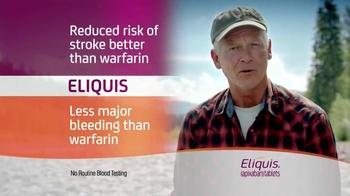 ELIQUIS TV Spot, 'Fisherman' - Thumbnail 5