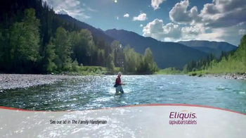 ELIQUIS TV Spot, 'Fisherman' - Thumbnail 6