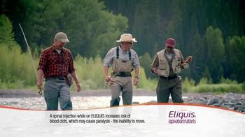 ELIQUIS TV Spot, 'Fisherman' - Thumbnail 7