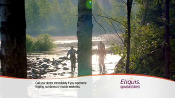 ELIQUIS TV Spot, 'Fisherman' - Thumbnail 8