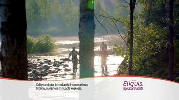 ELIQUIS TV Spot, 'Fisherman' - Thumbnail 8