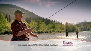 ELIQUIS TV Spot, 'Fisherman' - Thumbnail 9