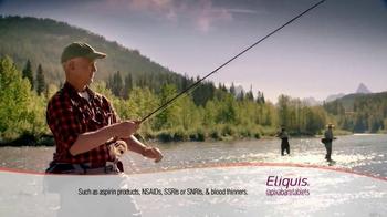 ELIQUIS TV Spot, 'Fisherman' - Thumbnail 9