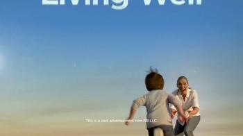 Mucinex 12-Hour TV Spot, 'Living Well: Congestion' Feat. Kristi Yamaguchi - Thumbnail 1