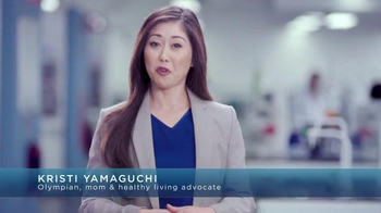 Mucinex 12-Hour TV Spot, 'Living Well: Congestion' Feat. Kristi Yamaguchi