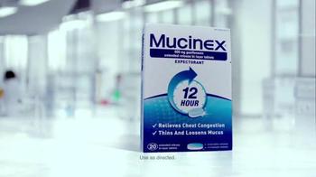 Mucinex 12-Hour TV Spot, 'Living Well: Congestion' Feat. Kristi Yamaguchi - Thumbnail 4