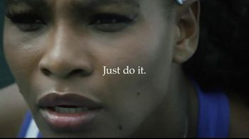 Nike TV Spot, 'Unlimited Greatness' Featuring Serena Williams - 29 commercial airings