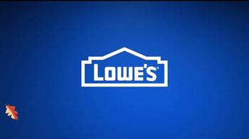 Lowe's Ofertas de Labor Day TV Spot, 'Patio y jardín' [Spanish] - Thumbnail 4