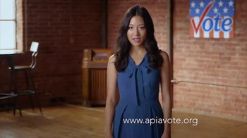 APIA Vote TV Spot, 'Voice Your Vote' Featuring John Cho, George Takei - Thumbnail 4
