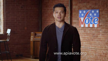 APIA Vote TV Spot, 'Voice Your Vote' Featuring John Cho, George Takei - Thumbnail 5