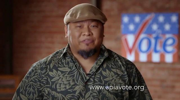 APIA Vote TV Spot, 'Voice Your Vote' Featuring John Cho, George Takei - Thumbnail 6