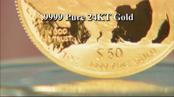 National Collector's Mint 2016 Gold Buffalo Tribute Proof TV Spot, 'Dollar' - Thumbnail 2