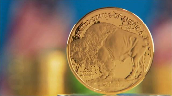 National Collector's Mint 2016 Gold Buffalo Tribute Proof TV Spot, 'Dollar' - Thumbnail 5
