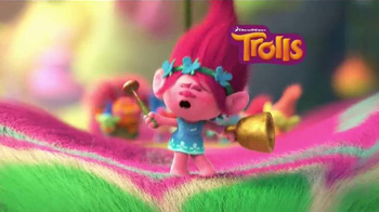DreamWorks Trolls Poppy's Coronation Pod TV Spot, 'Party Time' - Thumbnail 1