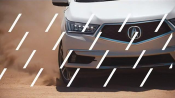2017 Acura MDX TV Spot, 'Anthem' Song by Beck - Thumbnail 7