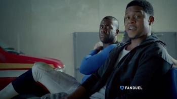 FanDuel TV Spot, 'Injury Cart' Featuring Pooch Hall