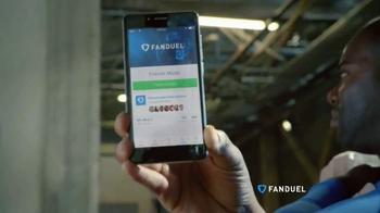 FanDuel TV Spot, 'Injury Cart' Featuring Pooch Hall - Thumbnail 4