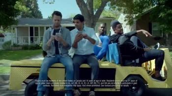 FanDuel TV Spot, 'Injury Cart' Featuring Pooch Hall - Thumbnail 5