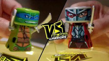 VS Rip-Spin Warriors: Leonardo vs. Shredder thumbnail