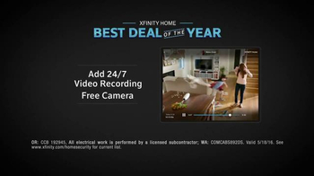 XFINITY Home Best Deal of the Year TV Spot, 'Mysteries' - Thumbnail 10