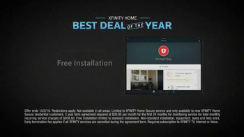 XFINITY Home Best Deal of the Year TV Spot, 'Mysteries' - Thumbnail 8