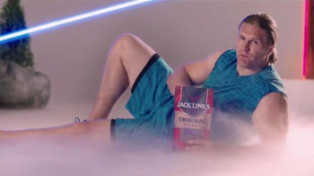 Jack Link's TV Spot, 'SasquatchWorkout: Beaver Squats' Feat. Clay Matthews - 196 commercial airings