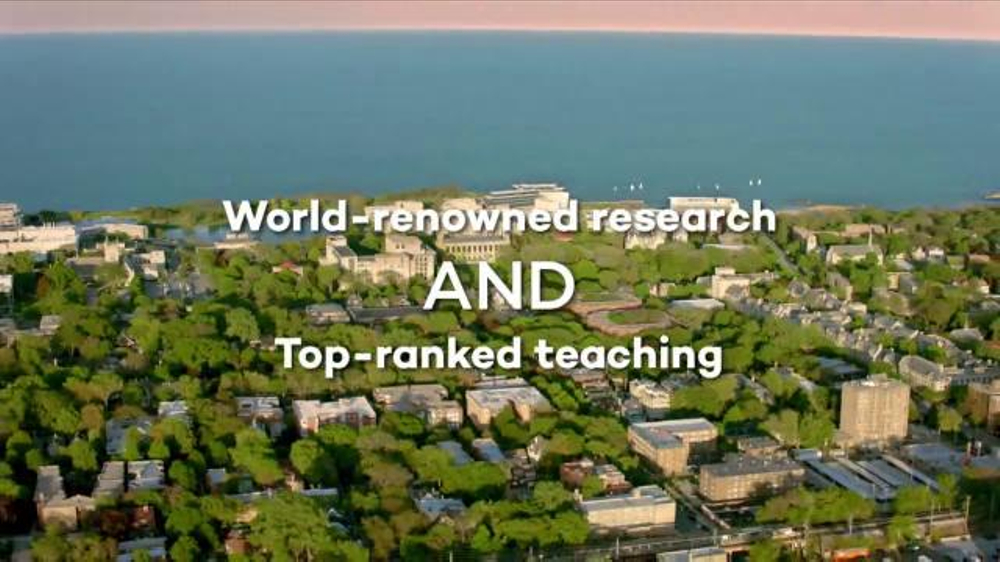 Northwestern University TV Commercial, 'AND Is in Our DNA'