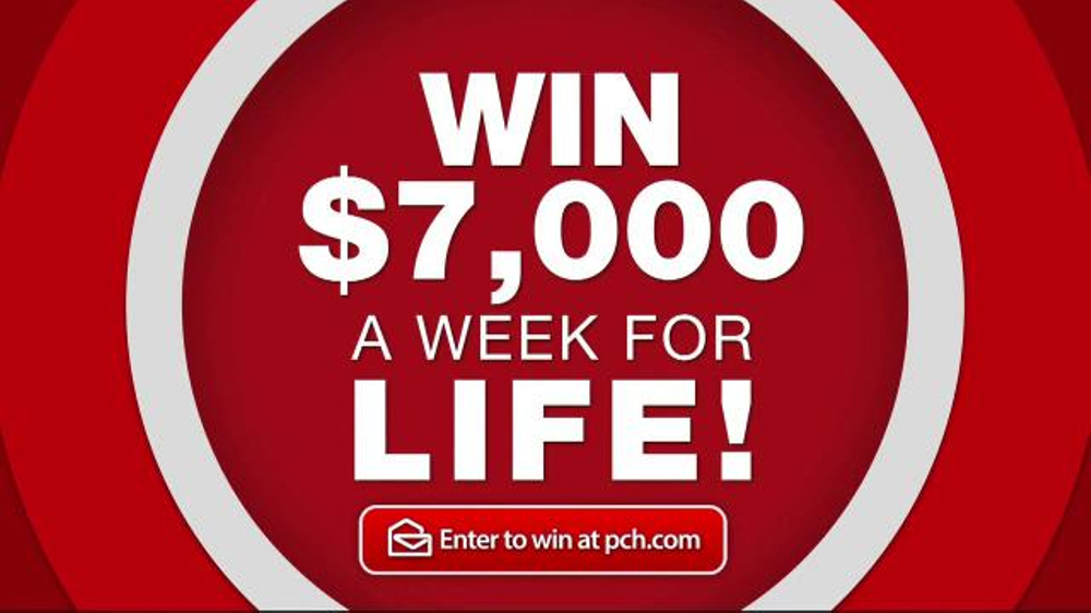 Publishers Clearing House TV Commercial, 'Set for Life' Song by Bill Conti  - Video