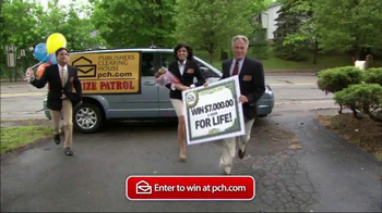 Publishers Clearing House TV Spot, 'Set for Life' Song by Bill Conti - Thumbnail 1