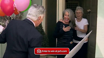 Publishers Clearing House TV Spot, 'Set for Life' Song by Bill Conti - Thumbnail 4